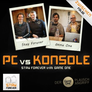 Zwischenfolge: Stay Forever trifft Game One
