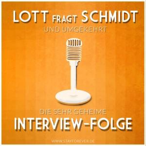 Zwischenfolge: Das Interview