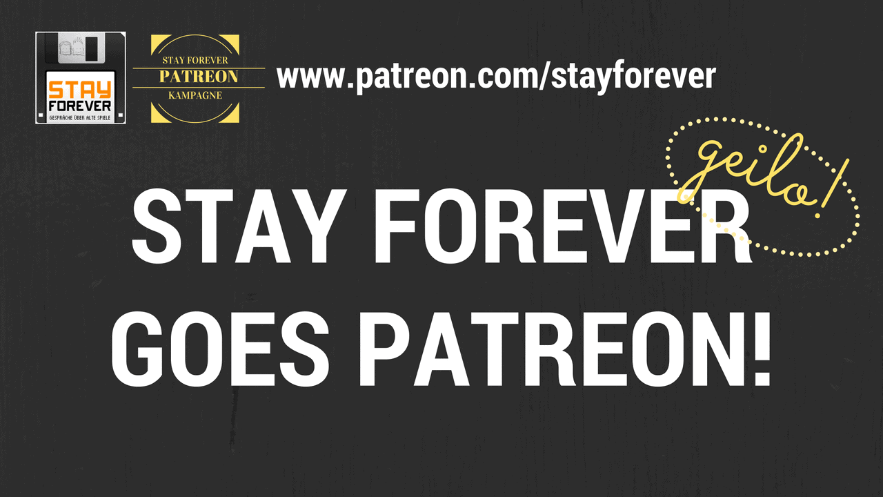 Patreon Stay Forever