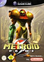 metroid prime deutsches cover