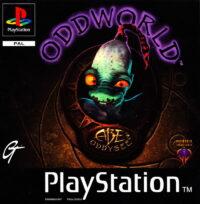 oddworld deutsches cover