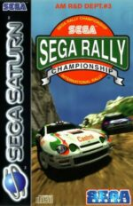 sega rally saturn deutsches cover