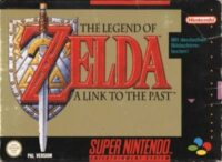 zelda link to the past deutsches cover
