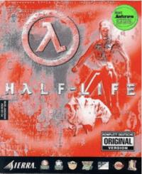 half-life deutsches cover