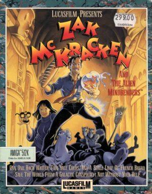 zak mckracken cover