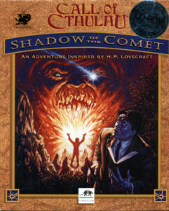 shadow of the comet cover